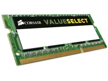 """SO DDR3  4GB PC 1333 CL9  CORSAIR Value Select (1,35V) retail"""