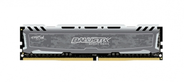 DDR4  4GB PC 2400 CL16  Crucial Ballistix Sport retail